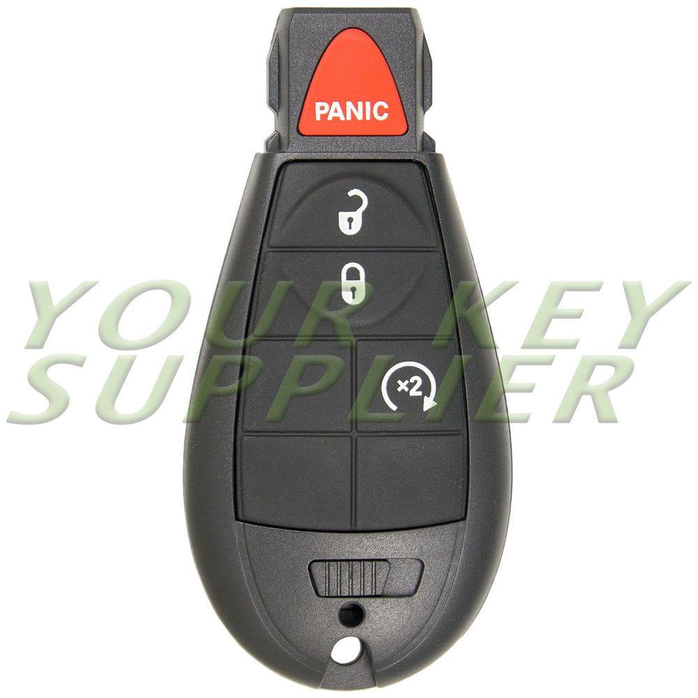 Keyless Entry Remote Car Key Fob Dodge Ram 2013 2014