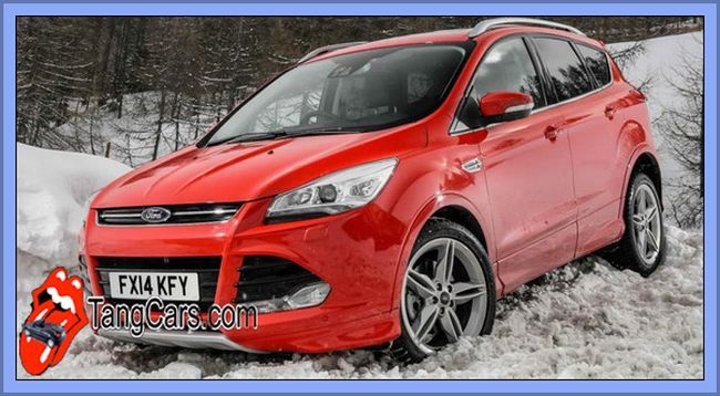 2014 Ford Kuga Titanium X Sport Review And Price Ford Kuga