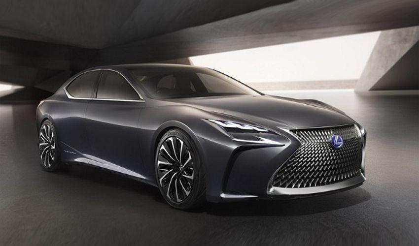 2018 Lexus Ls Price Release Date Specs And Redesign Rumors Car Rumor