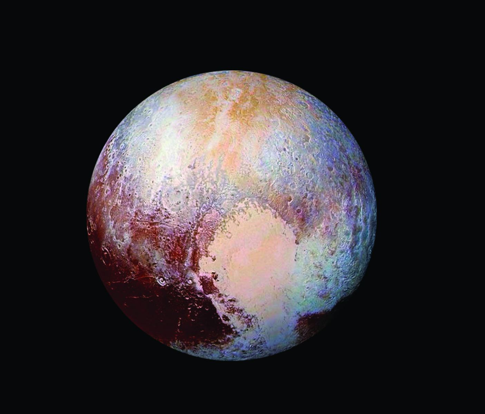 Nasa Is Now Considering A Pluto Orbiter Mission Universe Today Planetary Science Nasa