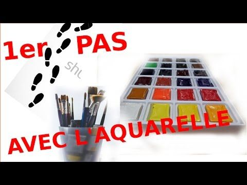 Youtube Aquarelle Tutoriel Gouache Tuto Aquarelle