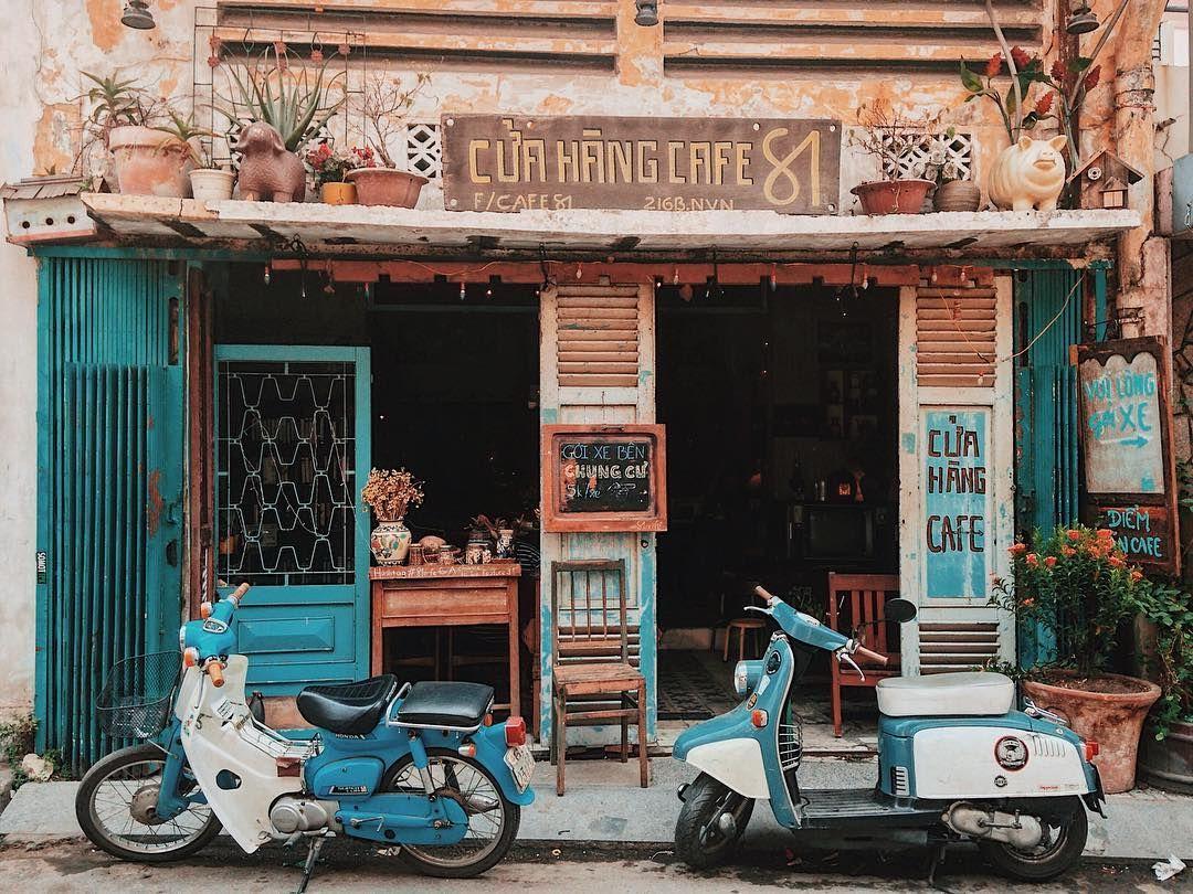 Sức hút của các quán cafe vintage