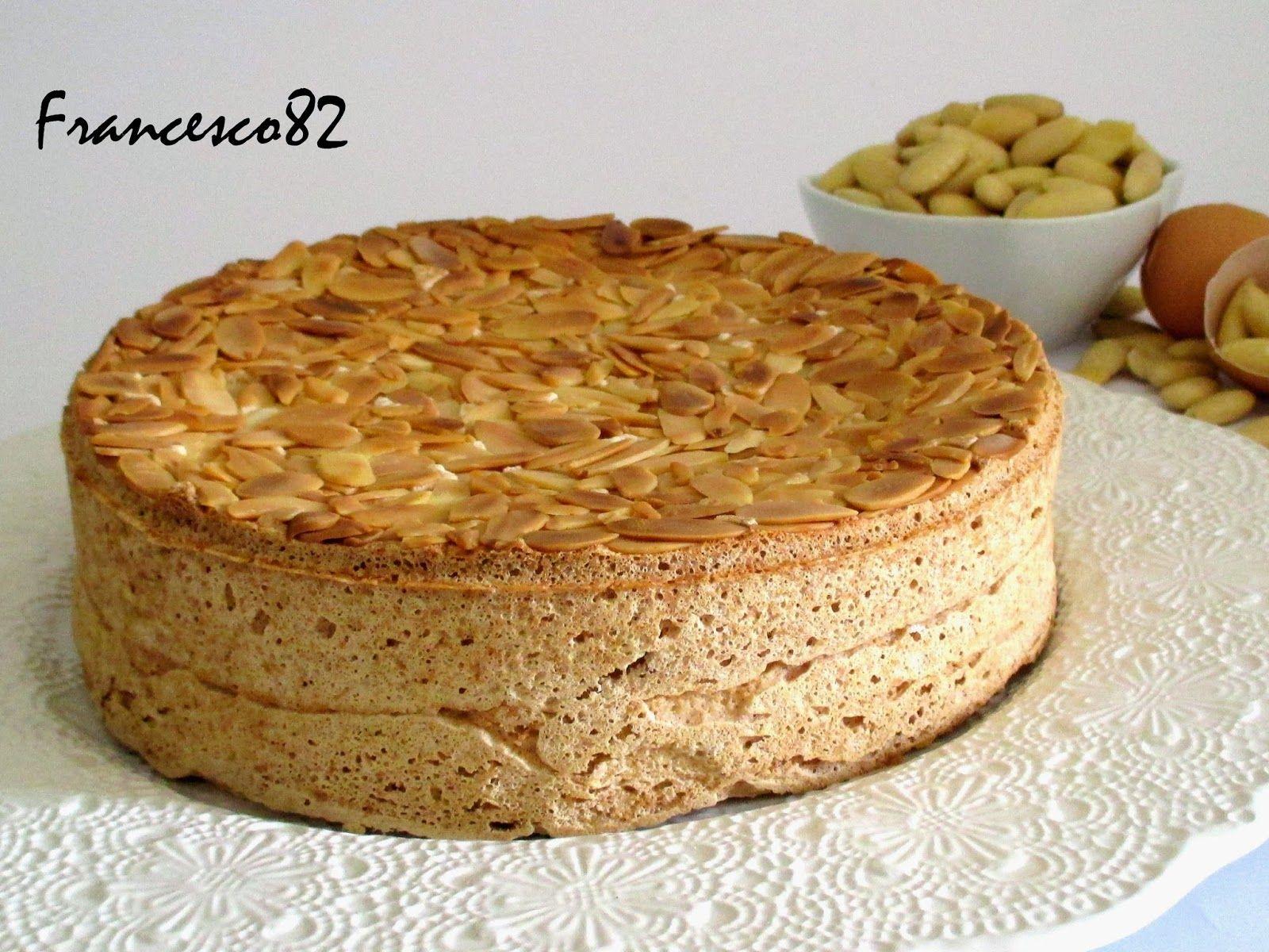 La cucina degli angeli torta di mandorle senza farina di luca montersino sponge cakes torte - Porno dive italiane gratis ...