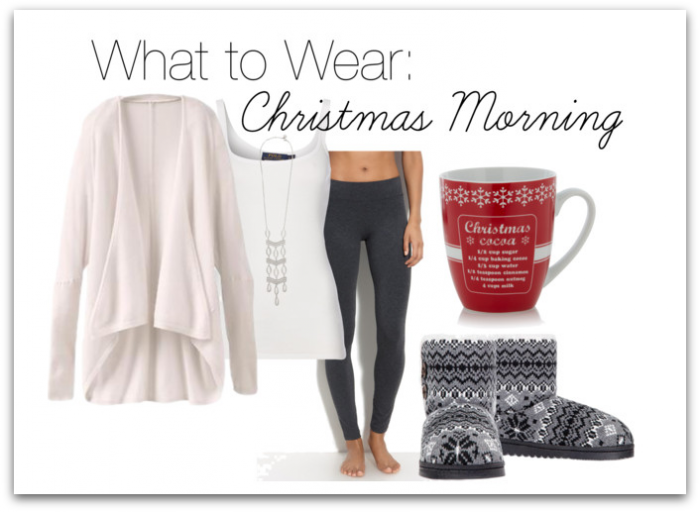 what to wear at home on christmas day