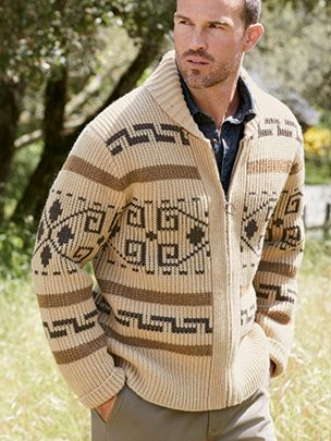 8c3f1b3178393c The Original Westerley Cardigan on Pendleton Woolen Mills site. The Big  Lebowski Sweater This sweater abides