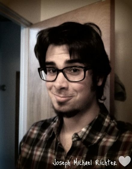 Joey Richter of Starkid (seen in such roles as Ron in A Very Potter Musical)