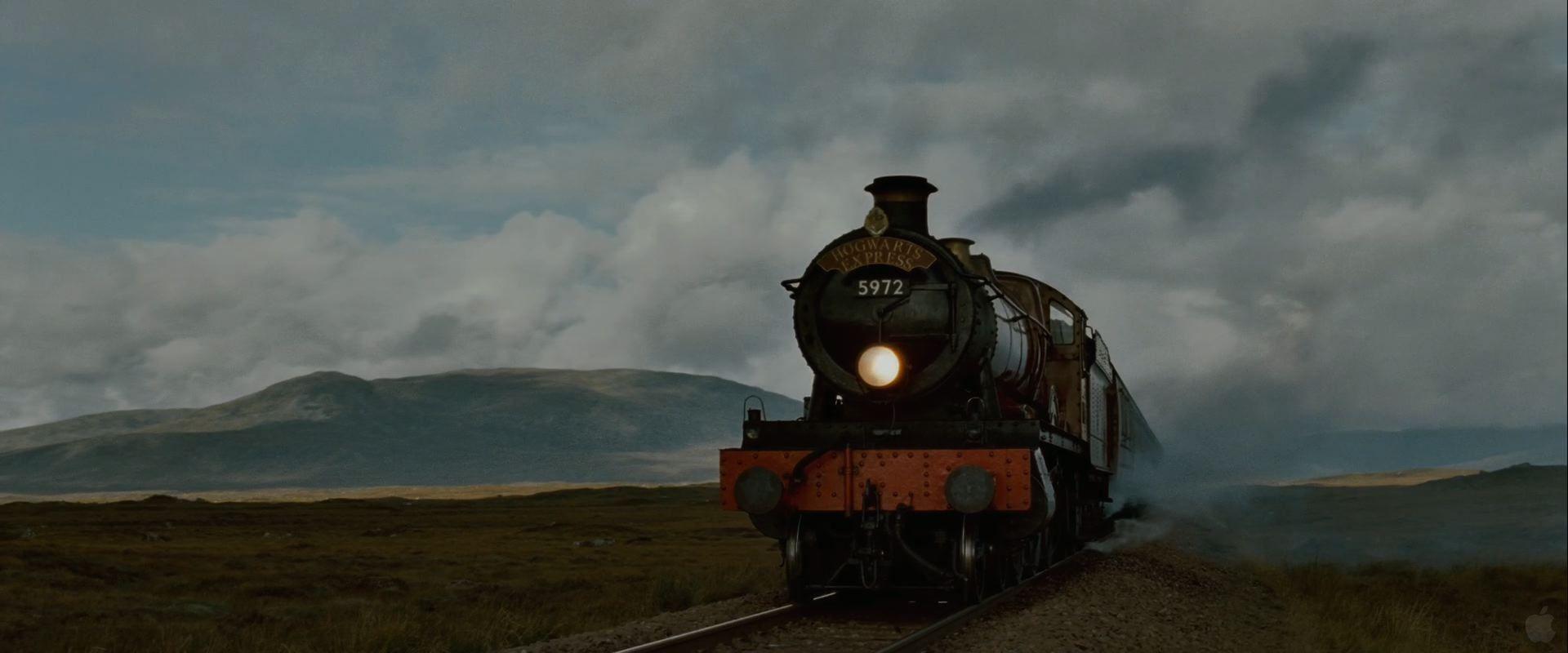 Harry Potter Wallpaper Hogwarts Burning
