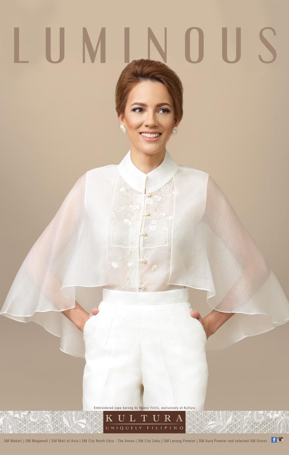 barong tagalog Google Search in 2020 Filipiniana dress