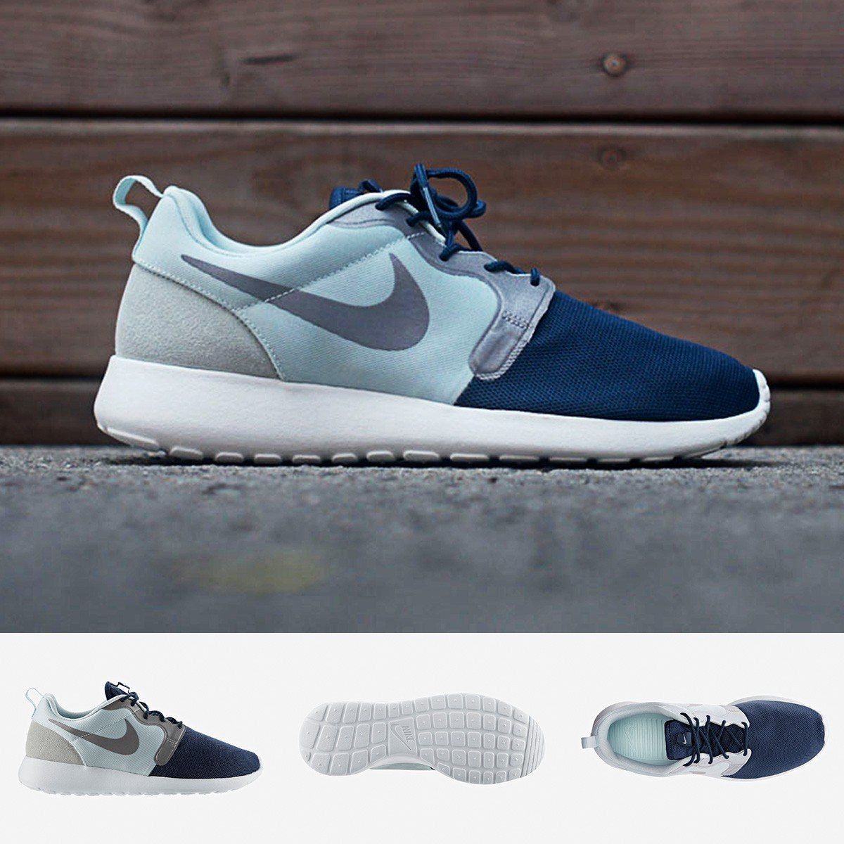 nike zapatillas hombre azul