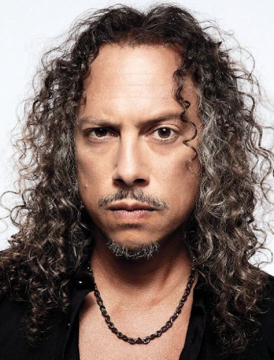 Kirk Hammett is here to support the film Metallica Through the Never. #TIFF13