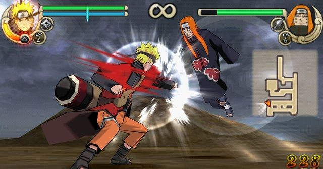 naruto shippuden ultimate ninja 5 psp free download