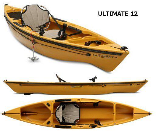 Review native ultimate 12 kayak kayaks sup 39 s for Native fishing kayak