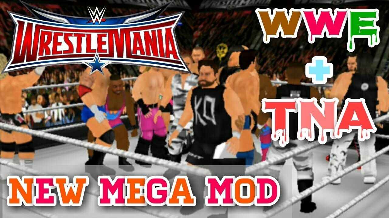 Wrestling Revolution 3D Android Mod Game Download | Cell