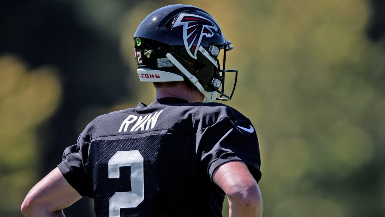 Matt Ryan On Falcons Offense Practice Habits Titans Defenders National Football League News Https Static Club Nfl News National Football League Football