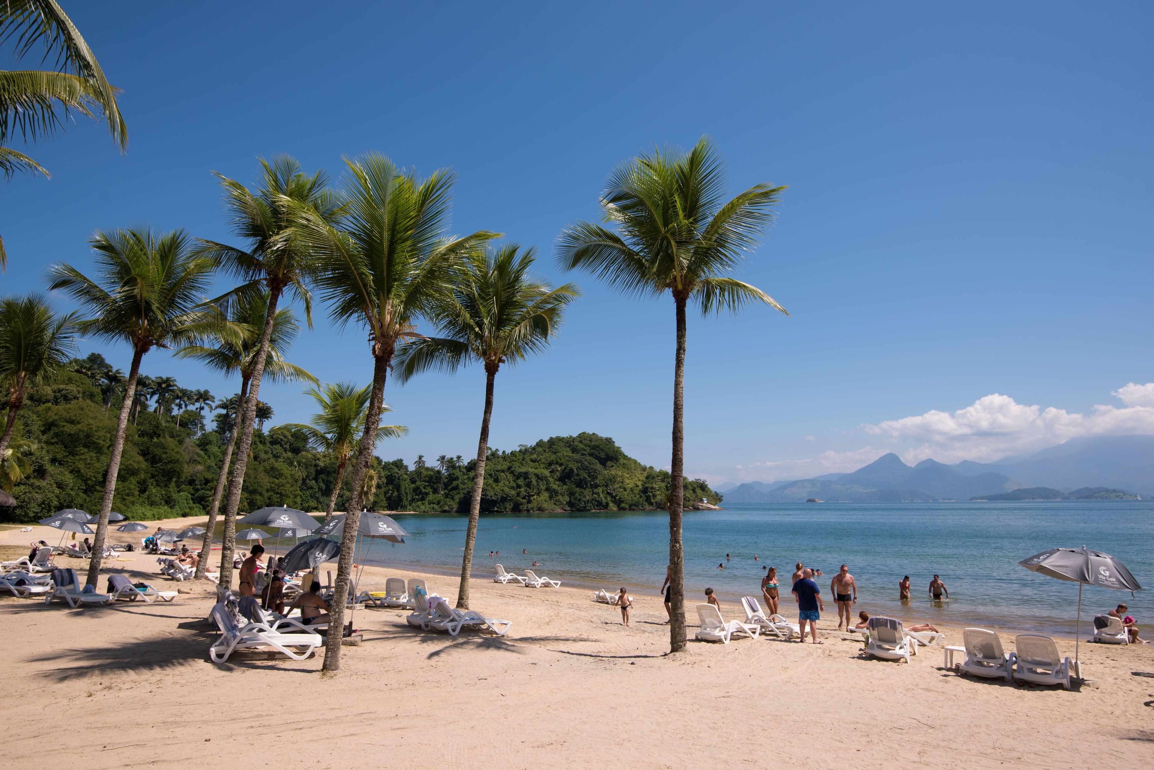 Praias Vila Gale Eco Resort De Angra Rio De Janeiro Brasil