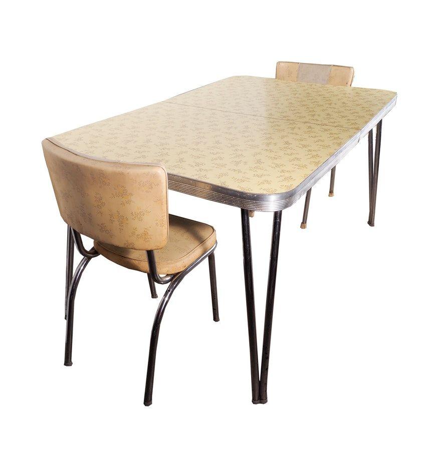Mid Century Kitchen Chairs Stuhle Kuche Kuchenstuhle Und Esstisch Modern