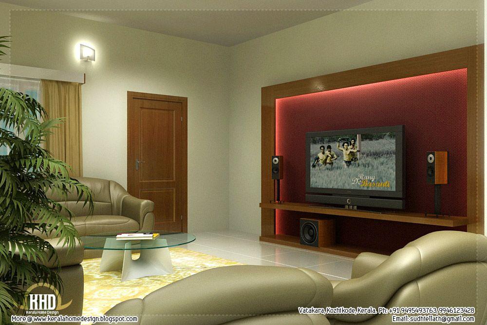 beautiful living room rendering | home decor | interior design