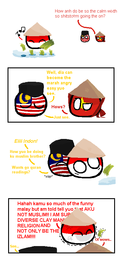 Countryballs Britain S Summer Shenanigans 1 Youtube