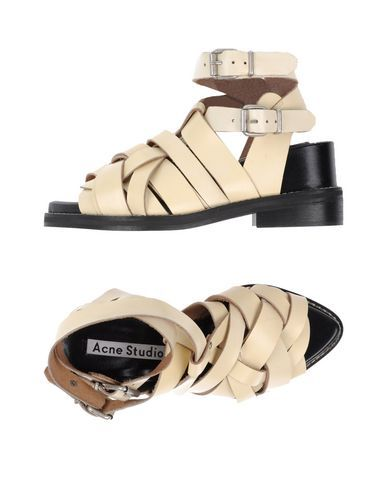 e8c077264805 Acne Studios Women Sandals on YOOX. The best online selection of Sandals  Acne Studios. YOOX exclusive items of Italian and international designers …