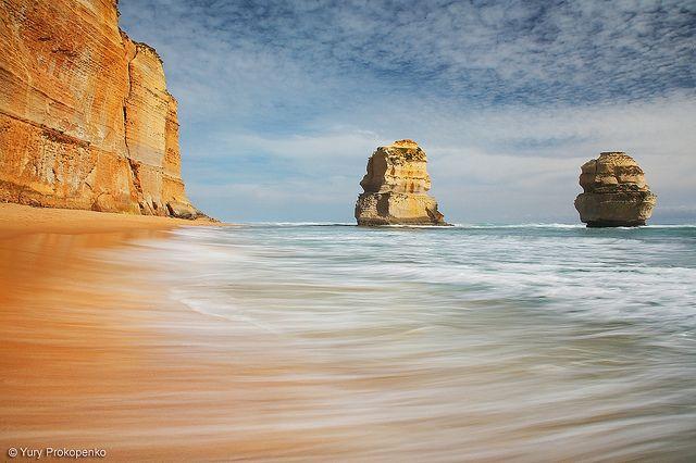 Coastal Landscape :: Gibsons Steps Coastal LandscapeGreat Ocean ...