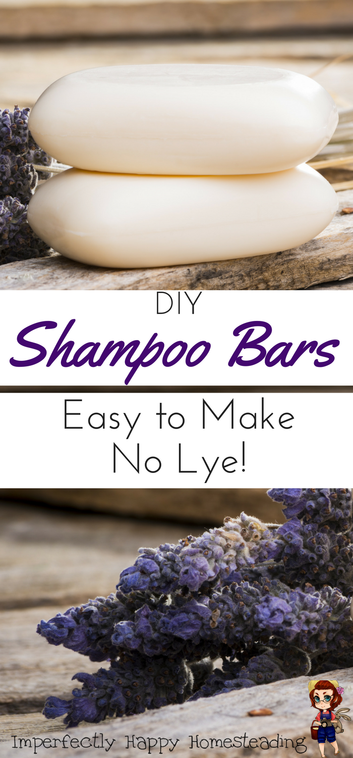 super easy diy melt and pour shampoo bars you'll love | *~ posts by