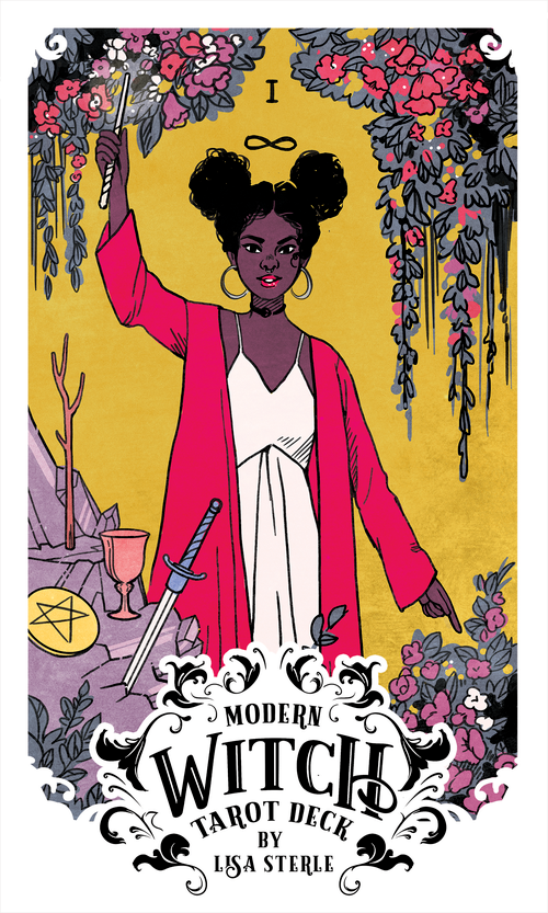 Modern Witch Tarot Lisa Sterle In 2020 Witch Tarot Witches Tarot Deck Modern Witch