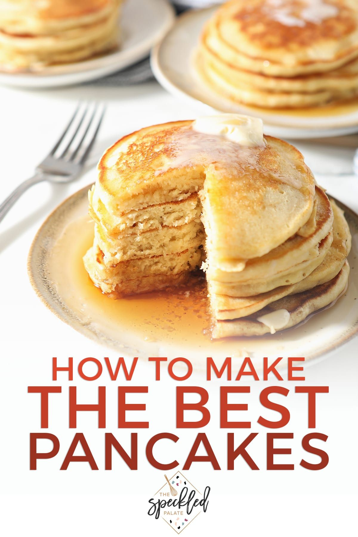 Old Fashioned Pancake Recipe Easy Fluffy Homemade Pancakes Recipe In 2021 Recipes Pancake Recipe Easy Fluffy Old Fashioned Pancake Recipe