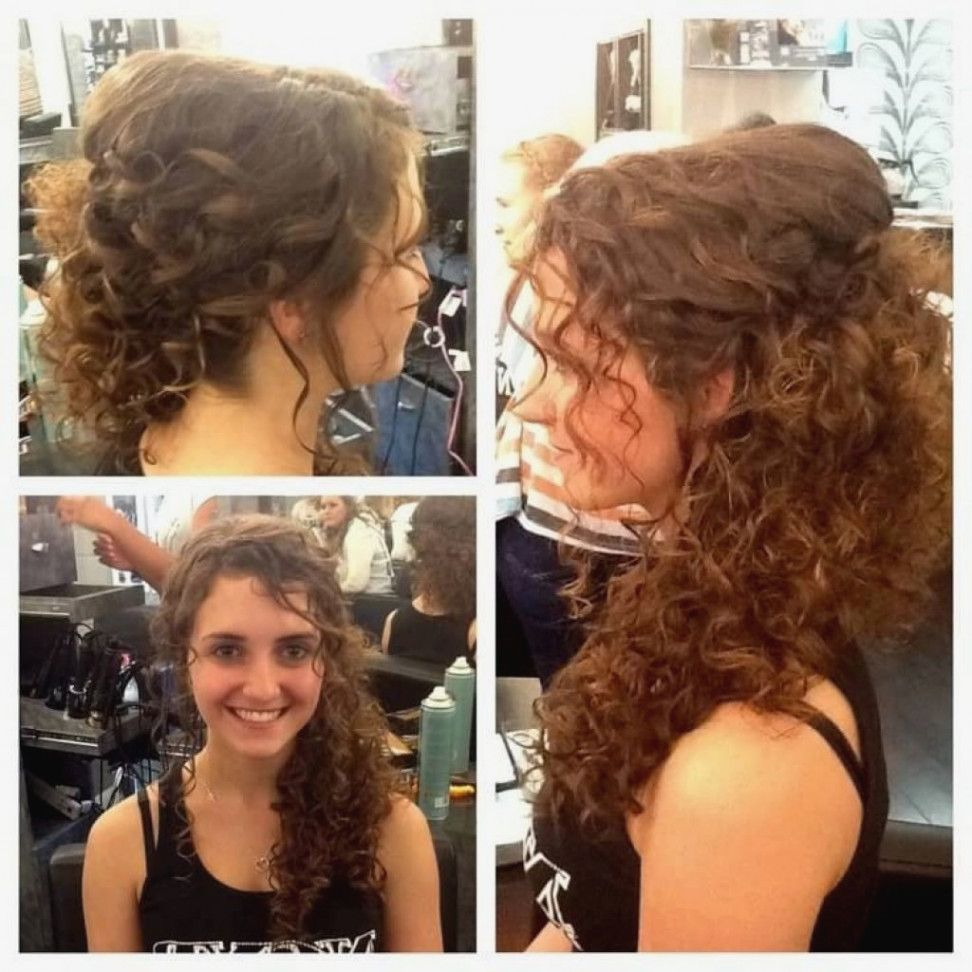 wedding hairstyles for naturally curly hair inspirational