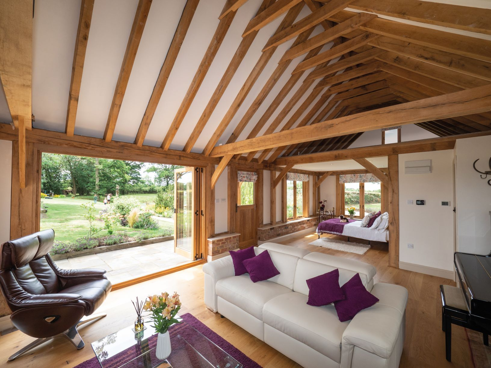 Each of our annexe projects are bespoke and designed to