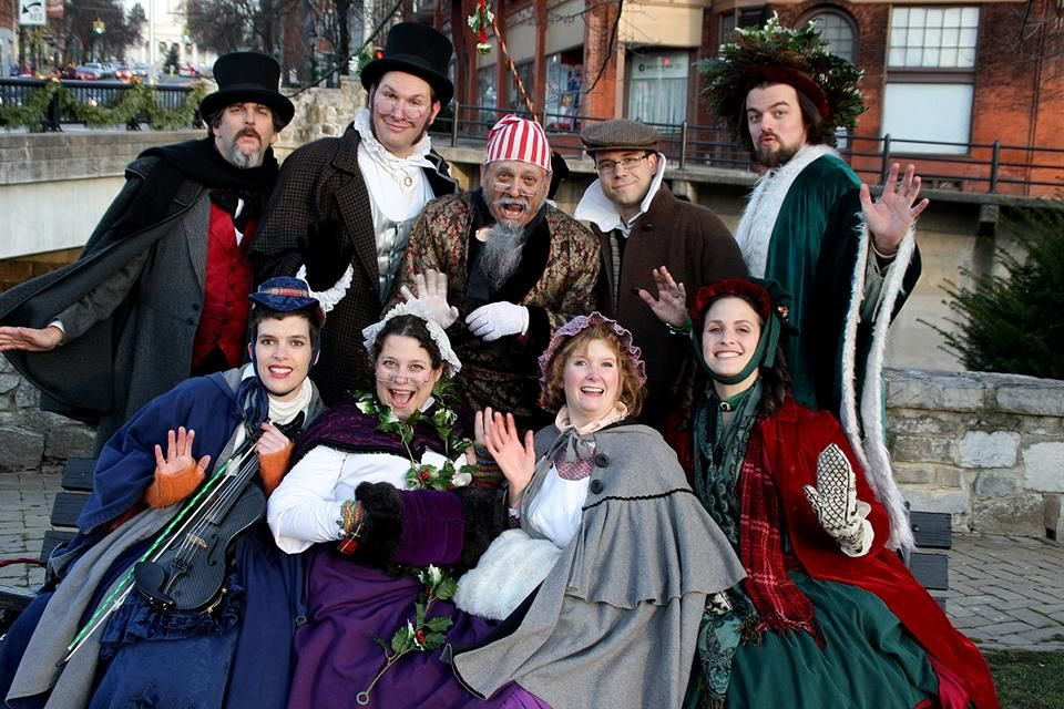 Take a journey back in time to Christmases of the past at the annual ...