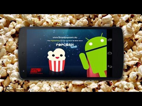 Liked on YouTube تحميل تطبيق بوب كورن تايم popcorn time