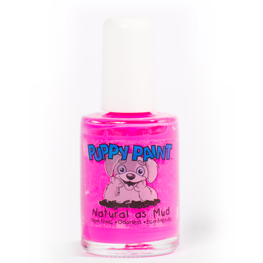 Call Of The Wild Puppy Paint Girl And Dog Kid Safe Nail Polish Safe Nail Polish