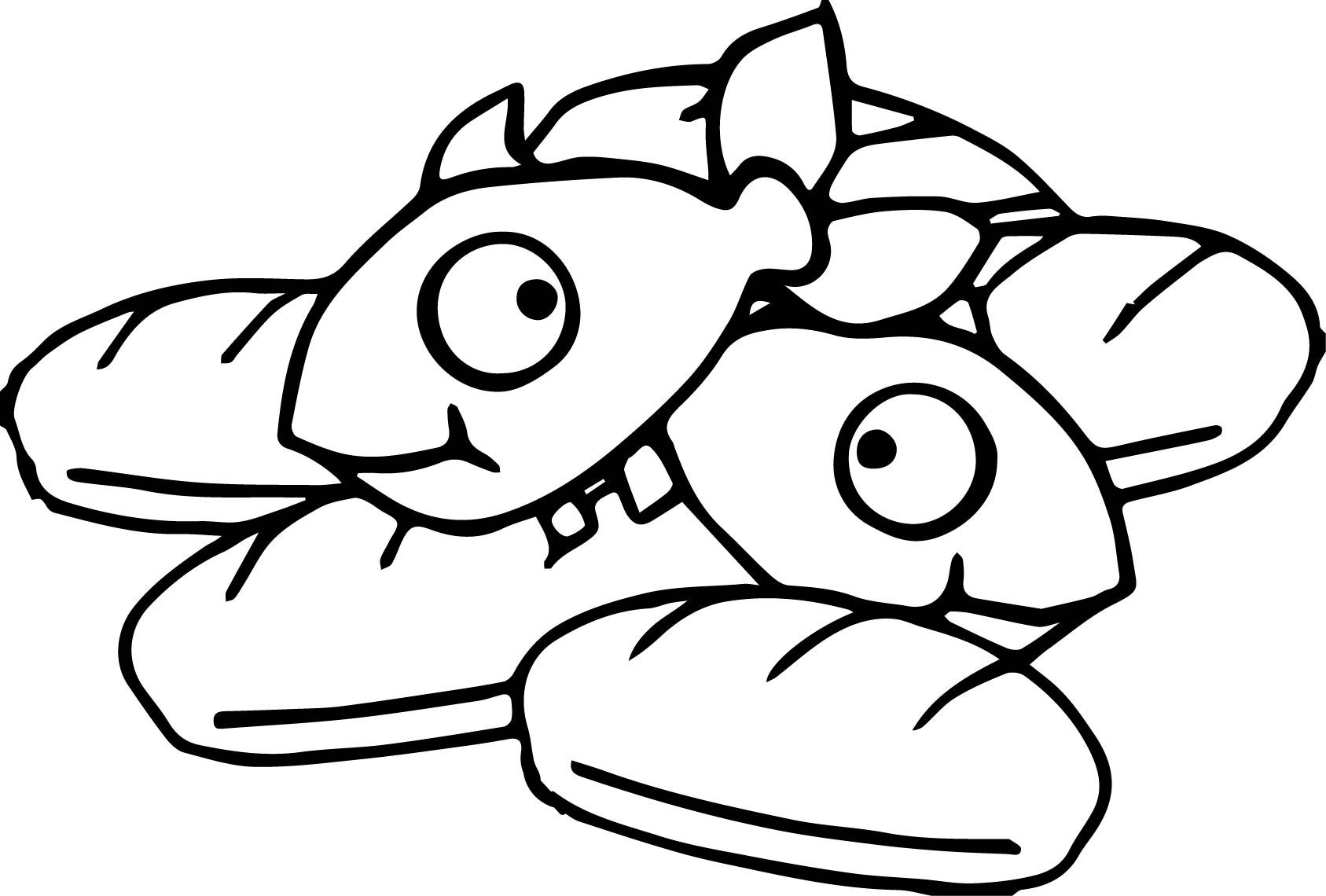 cool 13 Loaves And 13 Fish Flash Coloring Page | wecoloringpage ...