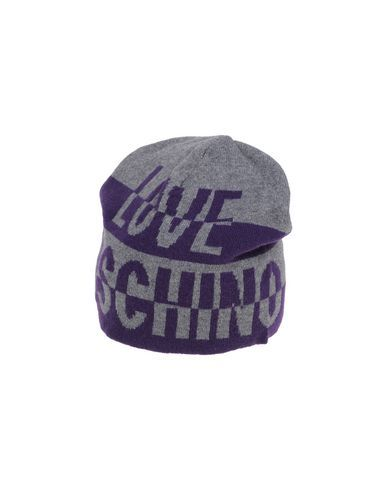 Love Moschino Men Hat on YOOX. The best online selection of Hats Love  Moschino.COM exclusive items of Italian and international designers -  Secure payments c2450b26e7f