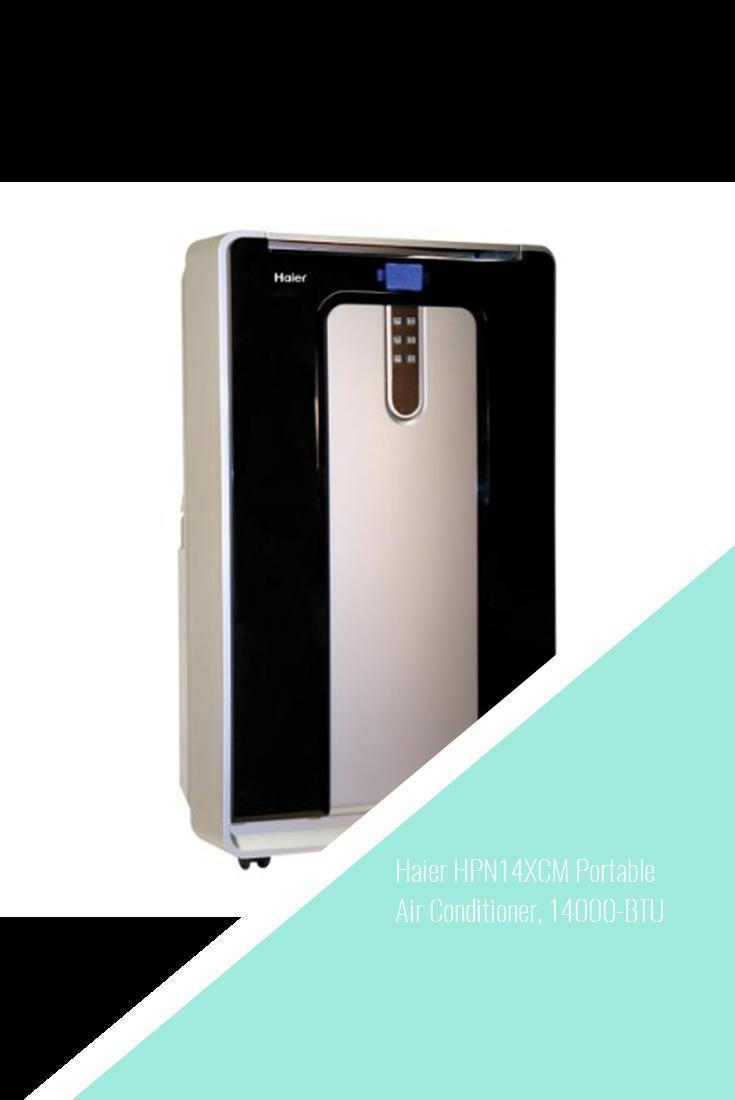 Haier HPN14XCM Portable Air Conditioner, 14000BTU Air в