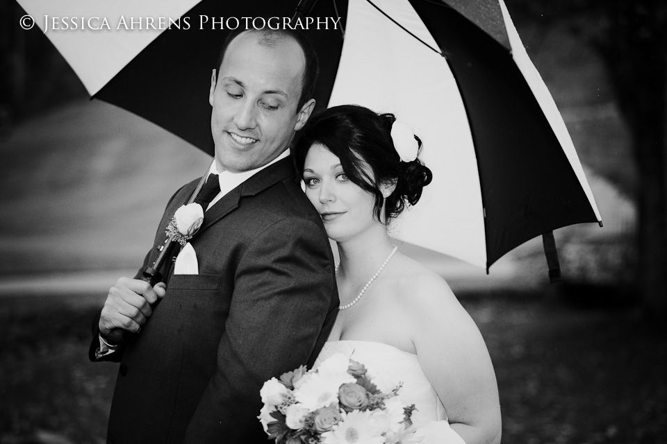 Kristen @ Russ @ Holiday Valley – Ellicottville, NY Wedding Photography  GOOD UMBRELLA shots