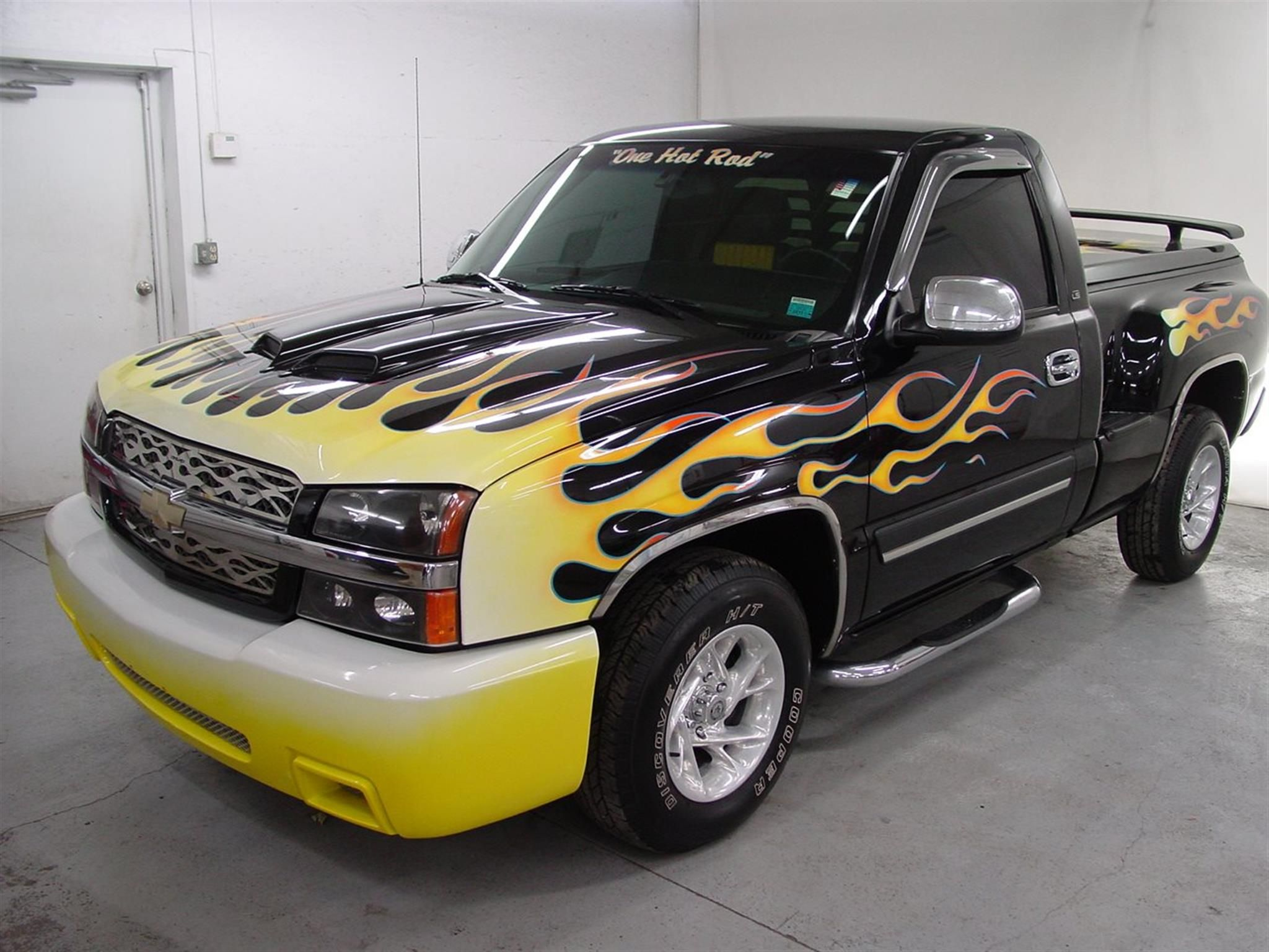 Chevrolet Pickup by Flower City Customs in  Webster  NY . Click to view more photos and mod info.