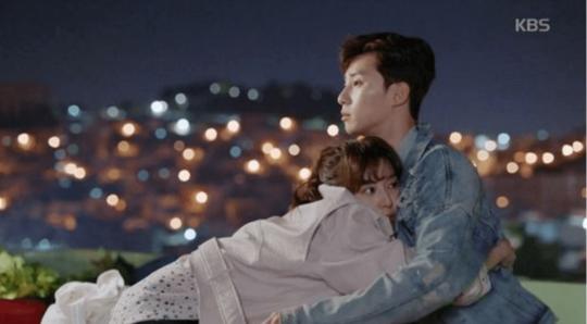 Kim Ji Won Park Seo Joon In Fight For My Wy 2017 K Universe