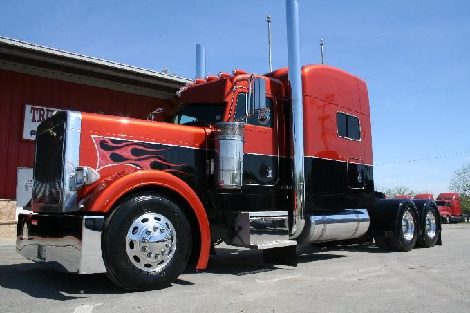 Big Rigs For Sale >> Custom Rigs Custom Semi Truck Inventory Rigs Day Cabs Sale