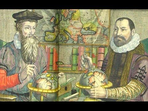 the map makers the mercator atlas 1572 youtube cartography