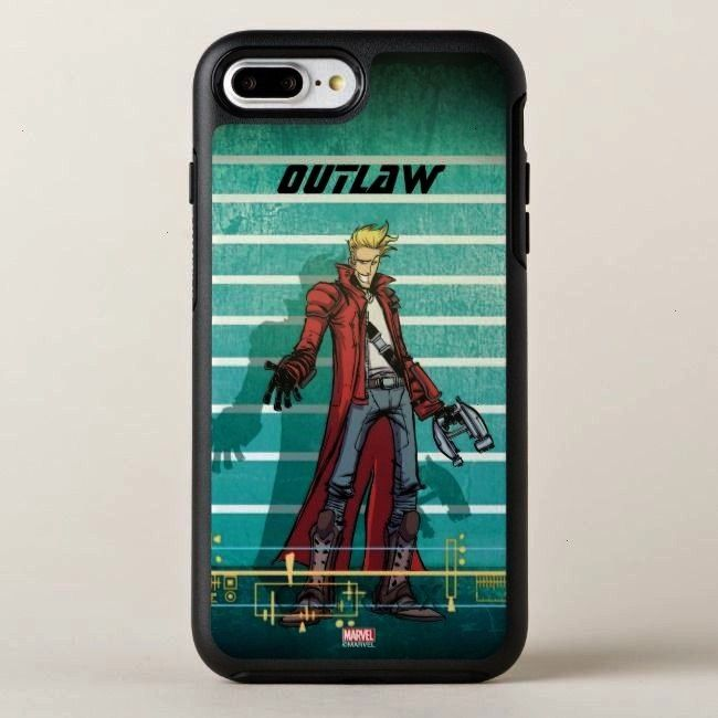 the Galaxy | Star-Lord Mugshot OtterBox Symmetry iPhone 8 Plus/7 Plus CaseGuardians of the Galaxy |