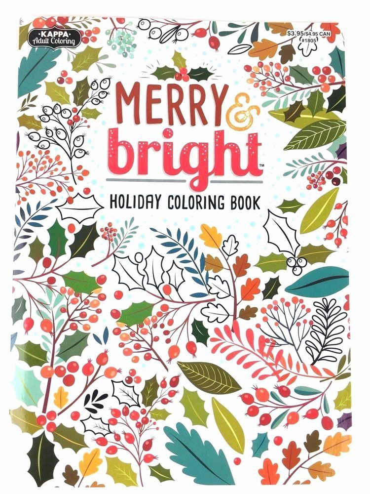 Holiday Coloring Books For Adults Fresh Pin On Adultcoloring Books In 2021 Holiday Coloring Book Coloring Books Christmas Coloring Books