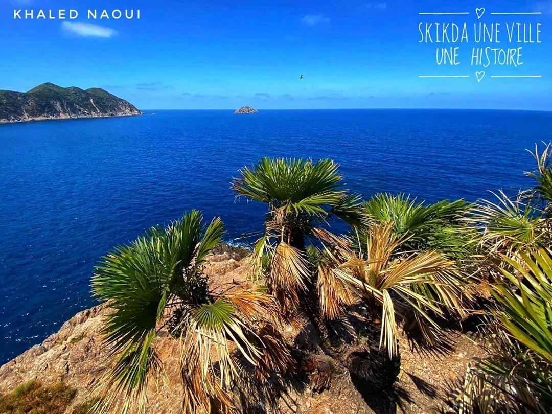 Skikda Russicade On Instagram لا تذهب بمخيلتك بعيدا هذه سكيكدة الزينة صور ملتقطة من جزيرة لاكروا اليوم من المبدع Kh A Tourism Outdoor Algeria