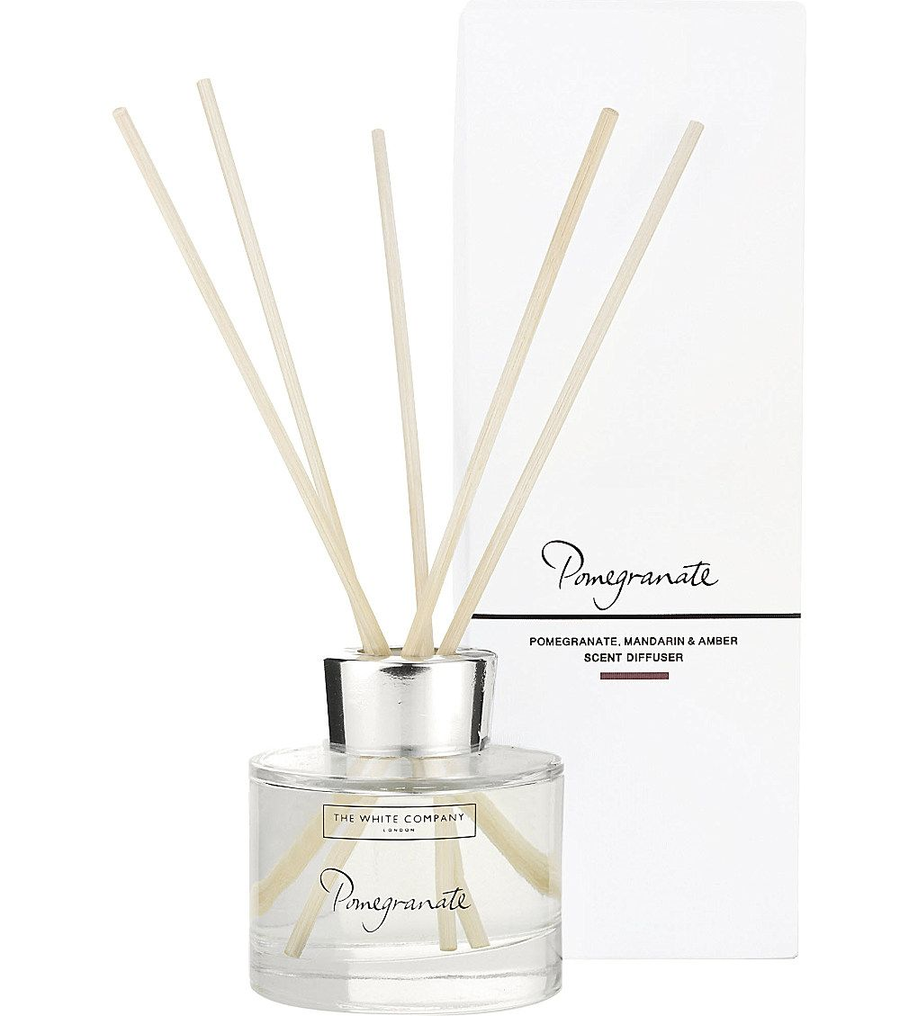 Pomegranate diffuser 150ml | Pinterest | White company, Diffusers ...