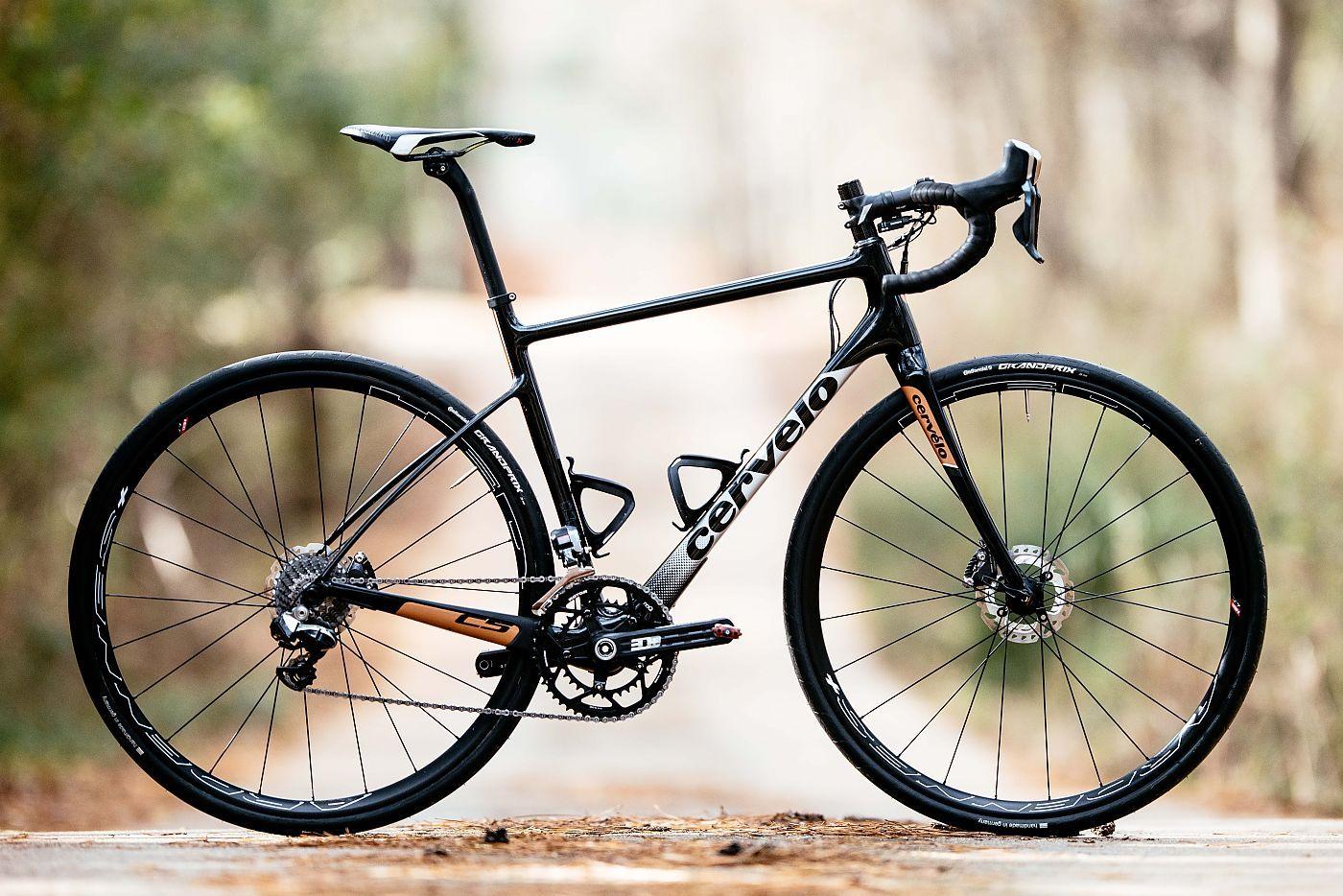 Cervelo Debuts C Series For Endurance Riding Road Racing Bike