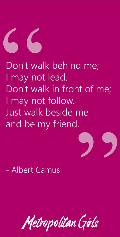 Best Friend Quotes: Wise Words about Friendship   Albert camus ...