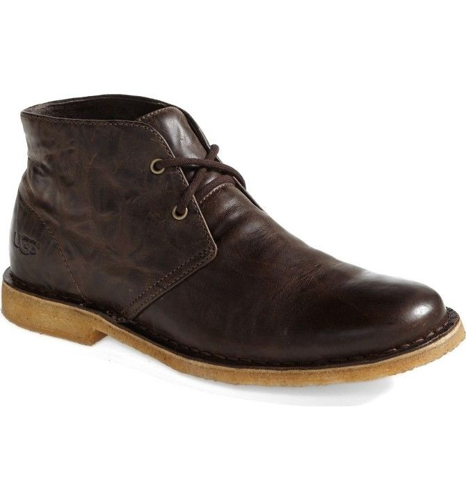 1f92334feaf Main Image - UGG® Leighton Chukka Boot (Men) | Savility | Leather ...