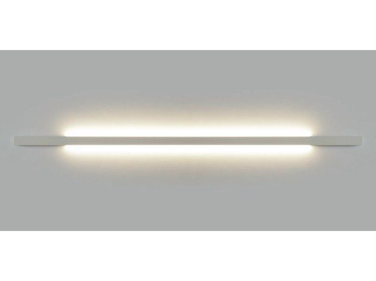 F led inside led wall lamp wall lights interior lighting for Lampade lunghe a led