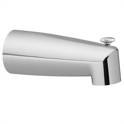Moen Moen Wall Mount Diverter Tub Spout Trim Finish Chrome Connection Type Ips Connection Tub Spout Tub Faucet Wall Mount Tub Faucet