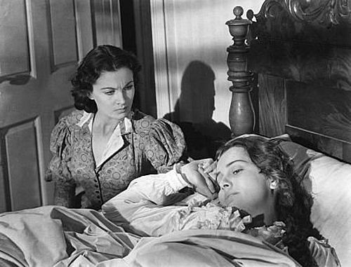 Image result for gone with the wind Melanie's childbirth scene